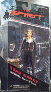 2009 Mezco The Spirit Sand Saref Action Figure