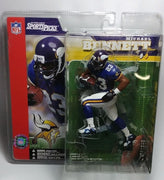 2002 McFarlane NFL Sports Picks Series 3 Michael Bennett - Action Figure