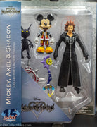 2017 DC Direct Kingdom Hearts Select Action Figure Set - Mickey w/ Dusk & Sora w/ Axel