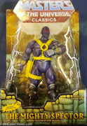 2012 Mattel Masters of the Universe Classics The Mighty Spector