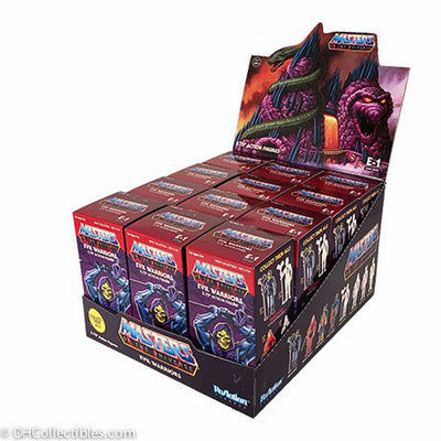 2019 MOTU Blind Box Castle Grayskull ReAction Figure Box of 12