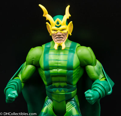 2009 DC Universe Classics Wave 9 New Gods Mantis Action Figure - Loose