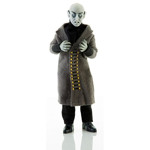 "2018 Mego Horror Series Nosferatu 8"" Retro Action Figure"