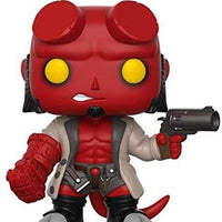 Funko Pop! Comics Hellboy with Jacket Figure # 01