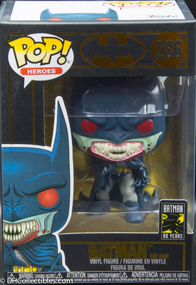 2019 Funko Pop! DC Batman Red Rain 80 Years Anniversary #286