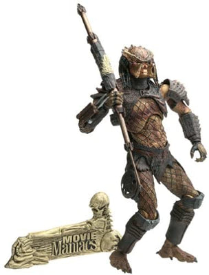 2003 McFarlane Movie Maniacs Series 6 Predator the Hunter Predator 2 - Action Figure