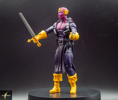 2012 Marvel Legends Mandroid Wave 6 Baron Zemo  Action Figure - Loose