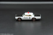 1969 Hot Wheels Redline White Cruiser