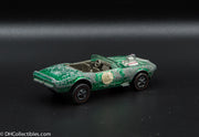 USED 1969 Hot Wheels Redline Light My Firebird  Die Cast Car