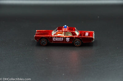 1970 Hot Wheels Redline Red Cruiser
