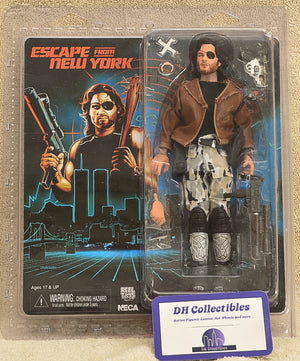 Reel Toys Escape From New York - Snake Pliskin 8 inch Action Figure