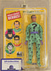 "Figures Toy Co Series 1 The Riddler Action Figure 8"" Mego Retro"