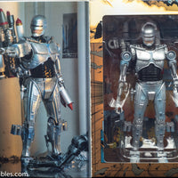 2017 Neca RoboCop vs The Terminator Ultimate Future RoboCop - Action Figure