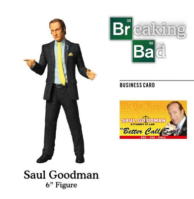 2014 Mezco Breaking Bad Saul Goodman 6