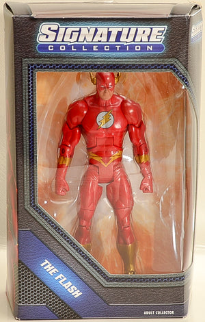 2013 DC Universe Signature Collection The Flash Action Figure