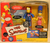 Playmates - The Simpsons - Interactive High School Prom - Action Figures