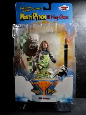 2001 Sir Robin Monty Python and the Holy Grail Series One - Talking Action Figure