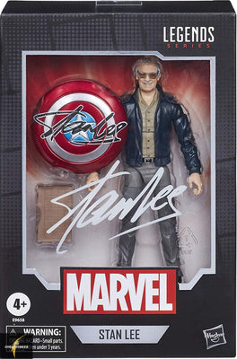 2020 Hasbro Stan Lee Action Figure