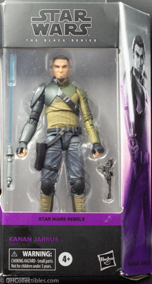2020 Star Wars The Black Series  Kanan Jarrus (Rebels) - Action Figure