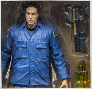 2006 Stargate SG1 Blue Uniform Daniel Jackson Case Topper - Action Figure RARE