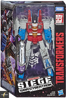 2018 Hasbro Transformers War For Cybertron Wfc-S24 Starscream Action Figure