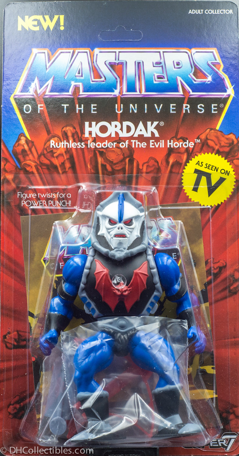 2019 Masters of the Universe Vintage Hordak 5 1/2-Inch Action Figure