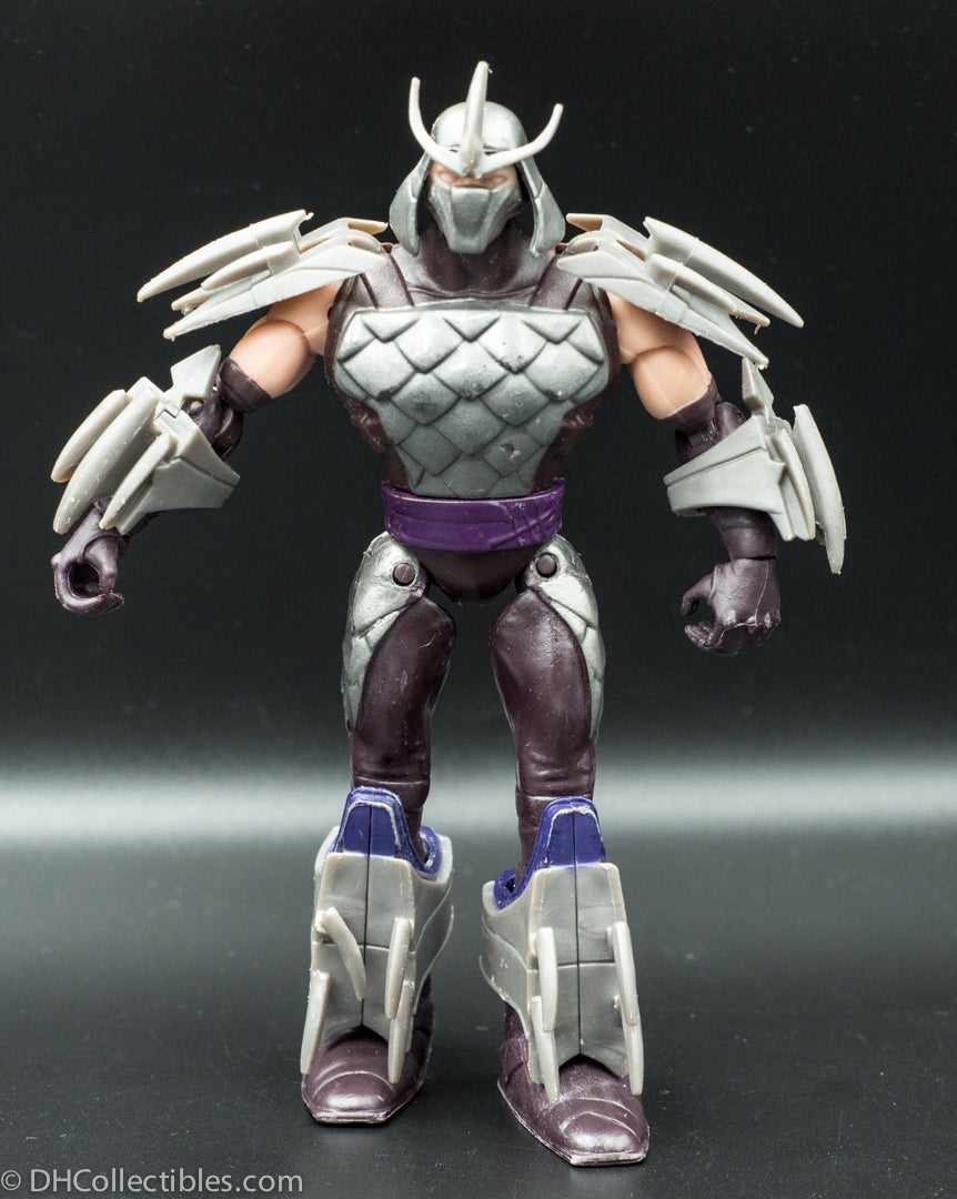 2012 Tmnt Shredder Figure Loose Dh Collectibles