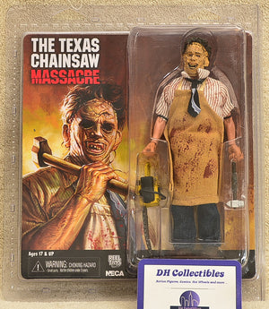 Reel Toys NECA The Texas Chainsaw Massacre Leatherface Action Figure