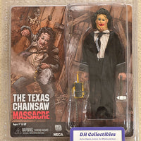 Reel Toys NECA The Texas Chainsaw Massacre Action Figure Dinner Attire Variant