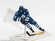 2006 McFarlane NHL Sports Picks Exclusive Tomas Kaberle Toronto Maple Leafs Blue Jersey - Loose