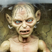 2003 ToyBiz Lord Of The Rings Return Of The King Electronic Talking Gollum Smeagol - Action Figure