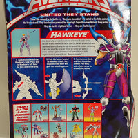 1999 ToyBiz Marvel The Avengers United They Stand - Hawkeye Action Figure