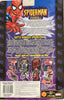 2001 Toy Biz Marvel Battle Ravaged Spider-Man Mini-Poster Variant Action Figure