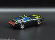 USED GATA HO Black w/ Yellow Firebird Trans Am Slot Car