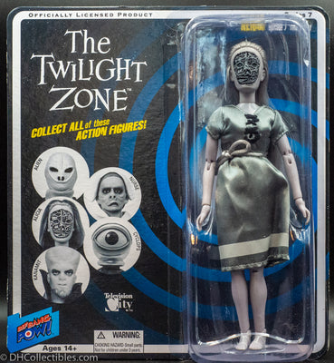 Bif Bang Pow! THE TWILIGHT ZONE Alicia from Episode 7