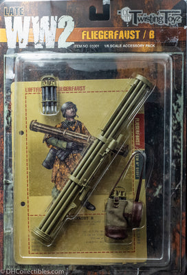 Twisting Toyz WW2 Fliegerfaust / B Rocket Launcher Item 01001 1/6 Scale