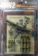 Twisting Toyz WW2 PIAT (British Anti Tank Weapon) 1/6 Scale