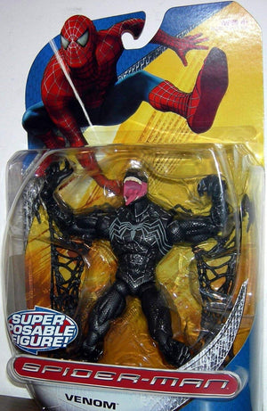 2007 Spider-Man Trilogy Villains Wave Venom - Action Figure