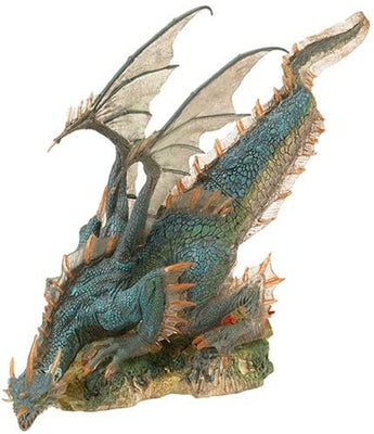 2004 McFarlane's Dragons: Quest for the Lost King Water Dragon Clan - Action Figure