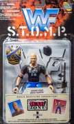1998 WWF S.T.O.M.P. War Zone Series 1 Stone Cold Steve Austin - Action Figure