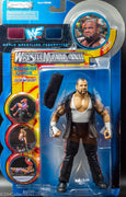 2000 WWF WrestleMania XVII Ringside Chaos Tazz - Action Figure