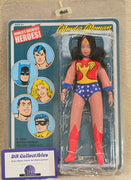 "Figures Toy Co. World's Greatest Heroes - Wonder Woman 2014 Action Figure 8"" Mego Retro"