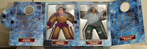 2000 ToyBiz Marvel X-Men the Movie X Mutations Classic & The Movie Toad  Action Figures