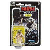 2019 Kenner Star Wars 40th Anniversary Yoda Action Figure