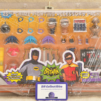 Figures Toy Co  25 Piece World's Crime Fighting Accessory Pack