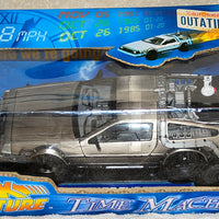 Sun Star DeLorean Back to the Future Time Machine Flying Version (1:18)