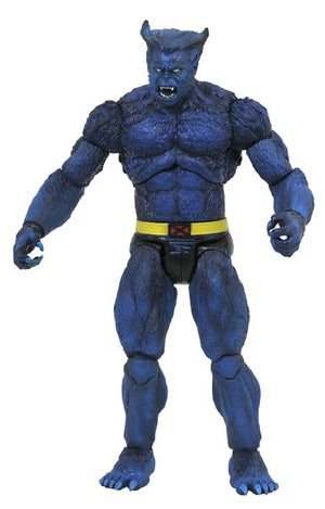 2019 Diamond Select Marvel Select X-Men Beast Action Figure