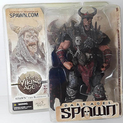 2002 McFarlane Spawn The Bloodaxe Vintage Action Figure