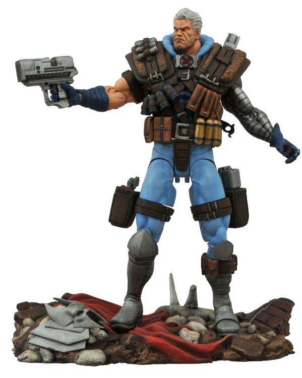 "2019 Diamond Select Marvel Select Cable 7"" Action Figure"