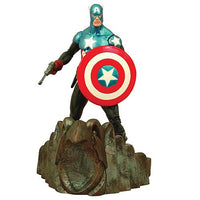 "2019 Diamond Select Marvel Select Captain America 7"" Action Figure"